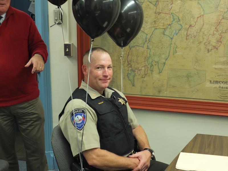 Happy Birthday Chief Deputy Ken Mason | Boothbay Register