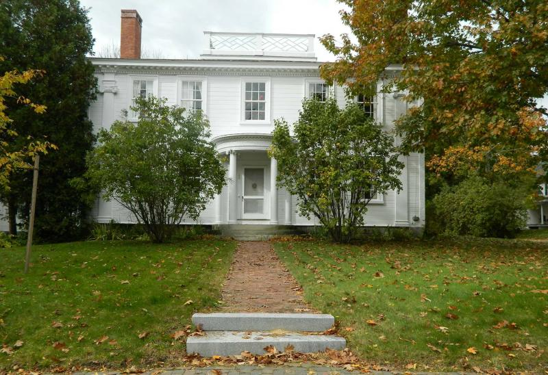 Wiscasset S Famous Haunted House Boothbay Register