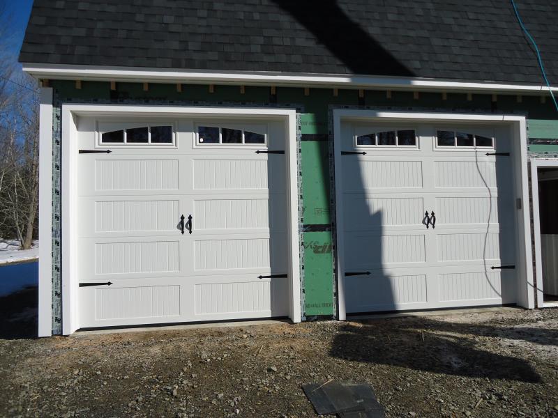 WINSMOR GARAGE DOOR INSTALLS CUSTOM GARAGE DOORS ON ISLEBORO | Boothbay  Register