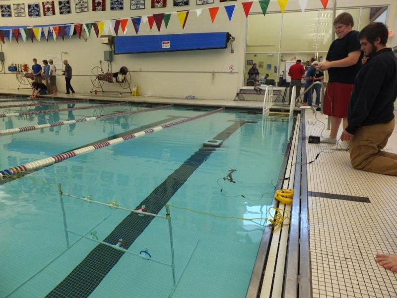 When Robots Learn To Swim Boothbay Register