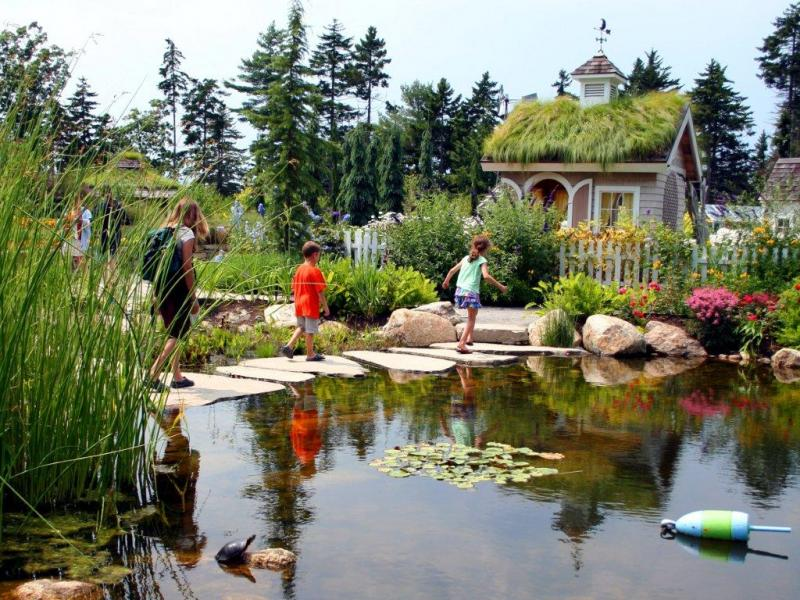 Coastal Maine Botanical Gardens tops TripAdvisor list | Boothbay ...