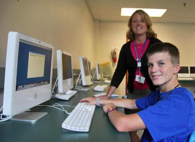 ImPACT test offered to students   Boothbay Register