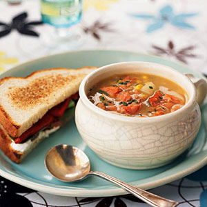Soup And Sandwich Back At Oak Street Boothbay Register