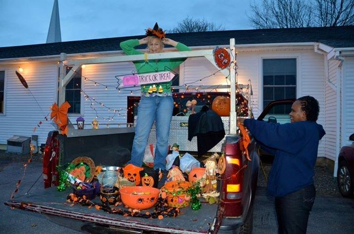 Trunk Or Treat At Baptist Church Boothbay Register