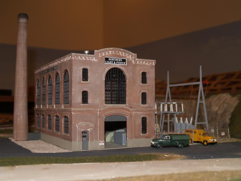 image about Printable Model Railroad Buildings named Bapuh: Specialist Type railway structures towards print
