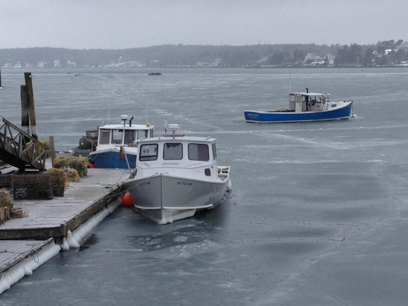 silver ice ship