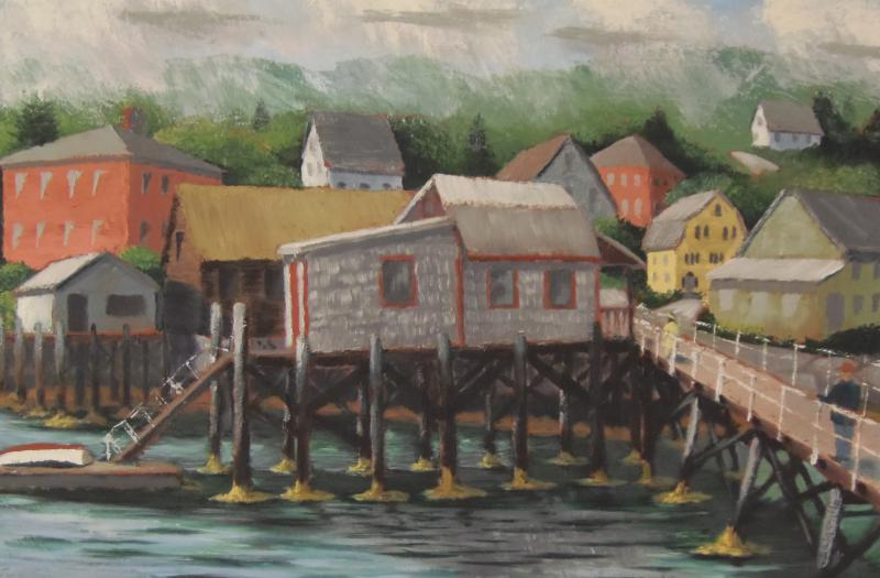 Art Calendar Maine : 'the maine story exhibition features works by artists