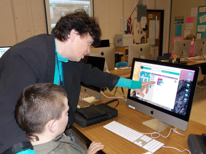 Hour of Code: Bringing computer science to students
