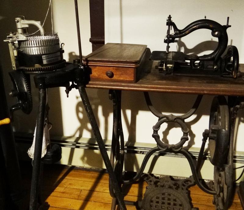 register sewing machine