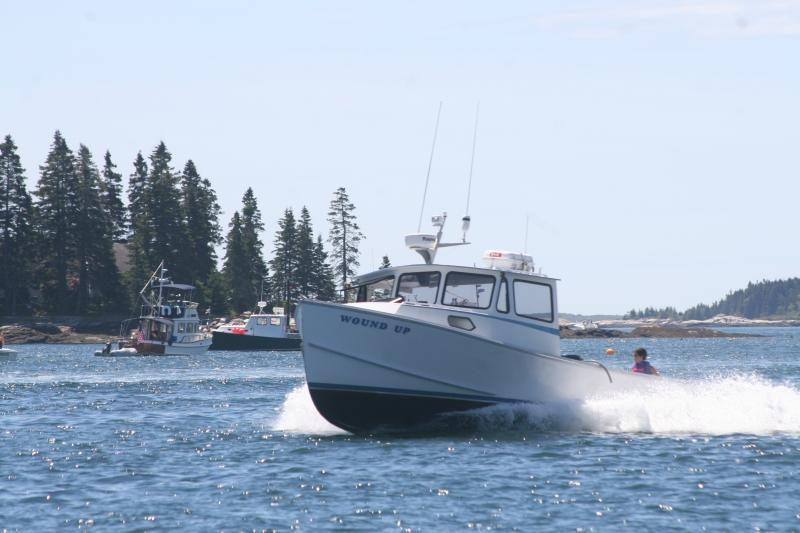 Boothbay Harbor Lobster Boat Races 2015 | Boothbay Register
