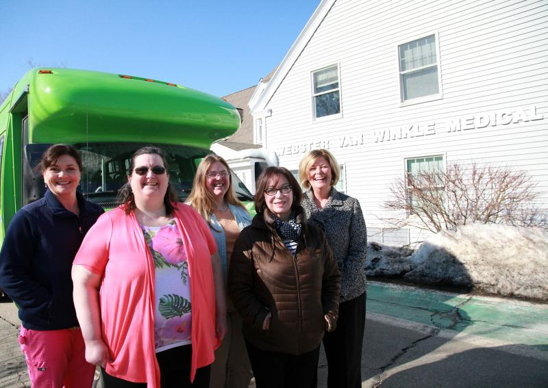Grant And Transportation Partnership Aims To Improve Access To