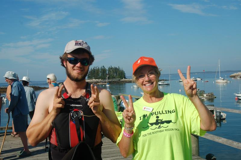 Ymca Holds 22nd Annual Southport Rowgatta Boothbay Register