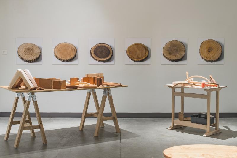 A Glimpse Into Maine College Of Artu0027s (MECA) Institute Of Contemporary Art  (ICA) Retrospective, U201cThos. Moser: Legacy In Wood.u201d The Exhibition Runs  Through ...