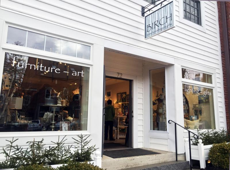 Amazing BIRCH, A Delightful New Store In Wiscasset, Features Home Furnishings And  Gifts. SUZI THAYER/Boothbay Register