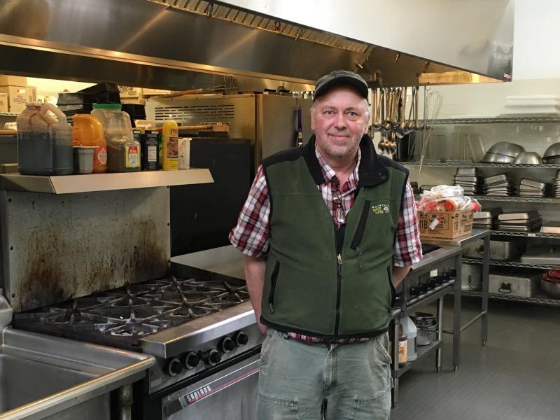 chewonki kitchen manager bill edgerton matthew stilphenboothbay register
