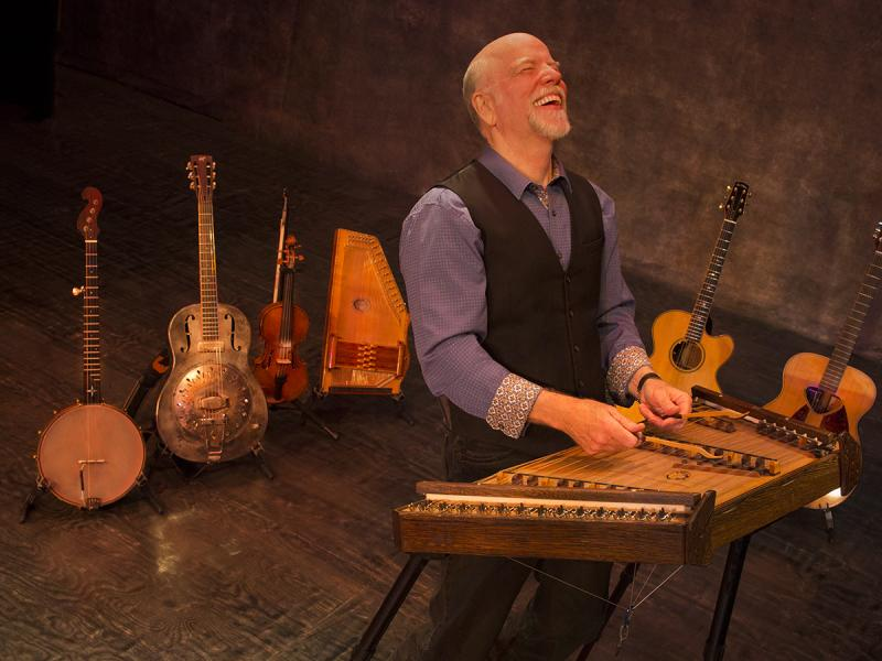 John McCutcheon to return with his full folk spectrum to Opera House ...