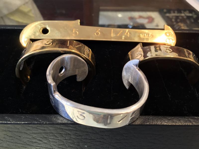 The Lobster Gauge Bracelet Suzi Thayer Boothbay Register Maine
