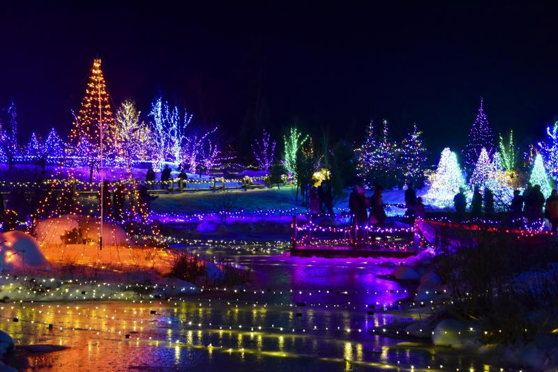 Be Inspired By Gardens Aglow And Decorate Your Own Home Or Business For A Chance To Win 2 500 And 15 Tickets To Gardens Aglow 2016 Courtesy Of Cmbg