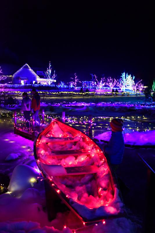 Gardens Aglow Awe Wonder And Goosebumps Boothbay Register