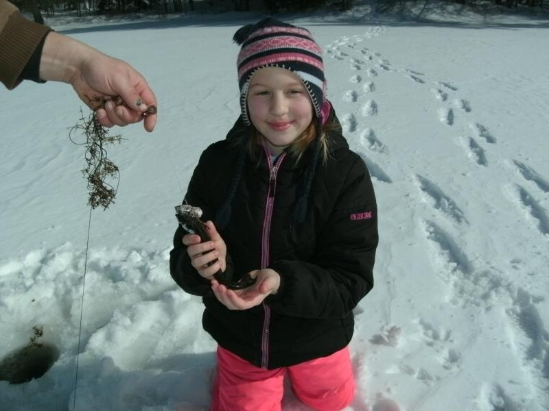 Brf ga kids ice fishing derby a success boothbay register for Ice fishing derby game