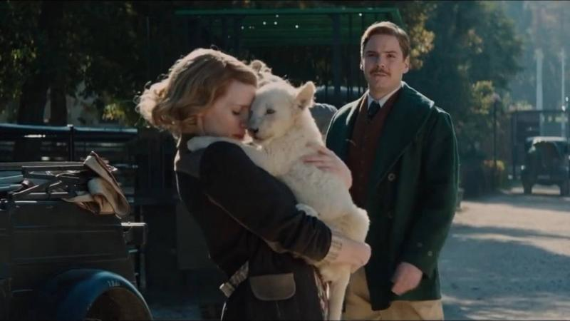 Image result for zookeepers wife