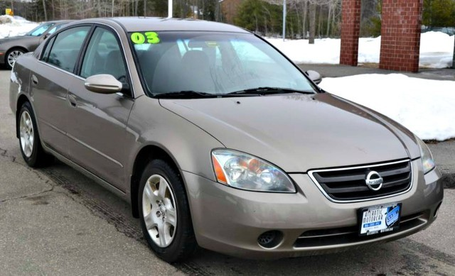 2003 nissan altima - $3,488!! | boothbay register