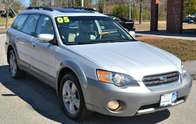 Ll Bean Subaru >> 2005 Subaru Outback R L L Bean Edition 6 988 Boothbay Register