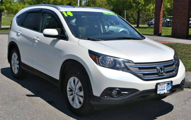 GREAT And DEPENDABLE PLUS 30MPG ****2014 HONDA CRV EX L And This Vehicle Is  LOADED: NAVIGATION, HEATED LEATHER SEATING, SUNROOF, NEW TIRES, PREMIUM  SOUND ...
