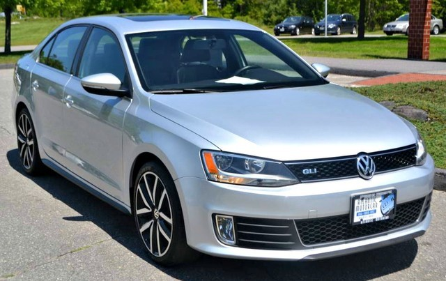 No Accident Carfax One Owner 2017 Vw Jetta Gli And Manufactures Warranty Still Remains This Car Is Loaded Premium Fender Audio System Sport Alloys