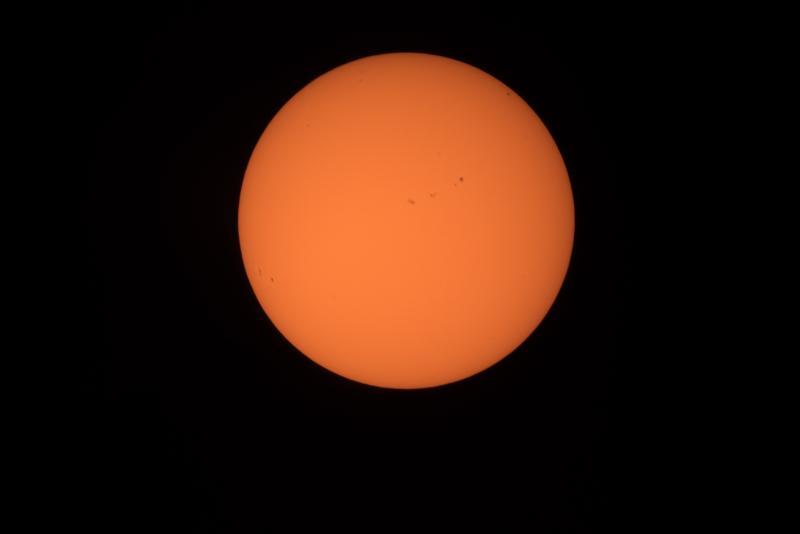 how to take solar eclipse photos