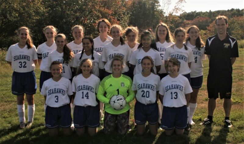Soccer team ends season strong   Boothbay Register 5ccf1f46da