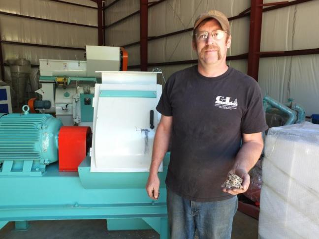 Local wood pellet business succumbs to higher electrical