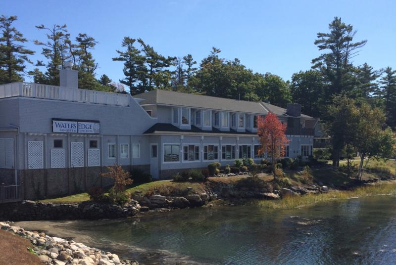 Compass Rose Events Buys Water S Edge Banquet And Function