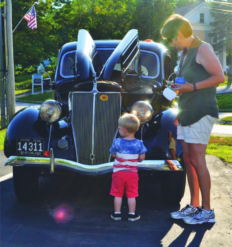 8/21: Antique Car Show at The Lincoln Home | Boothbay Register