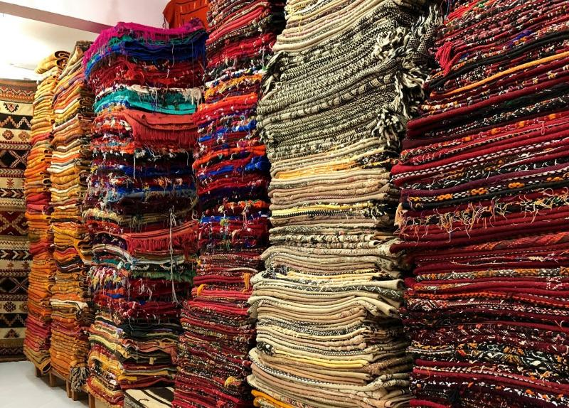 Moroccan Rugs Woven Storytellers Boothbay Register