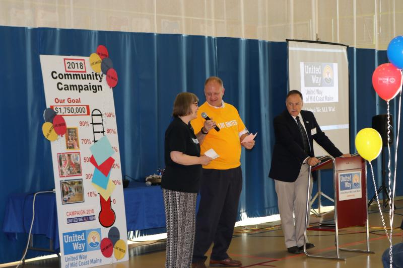 United Way kicks off campaign at Central Lincoln County YMCA