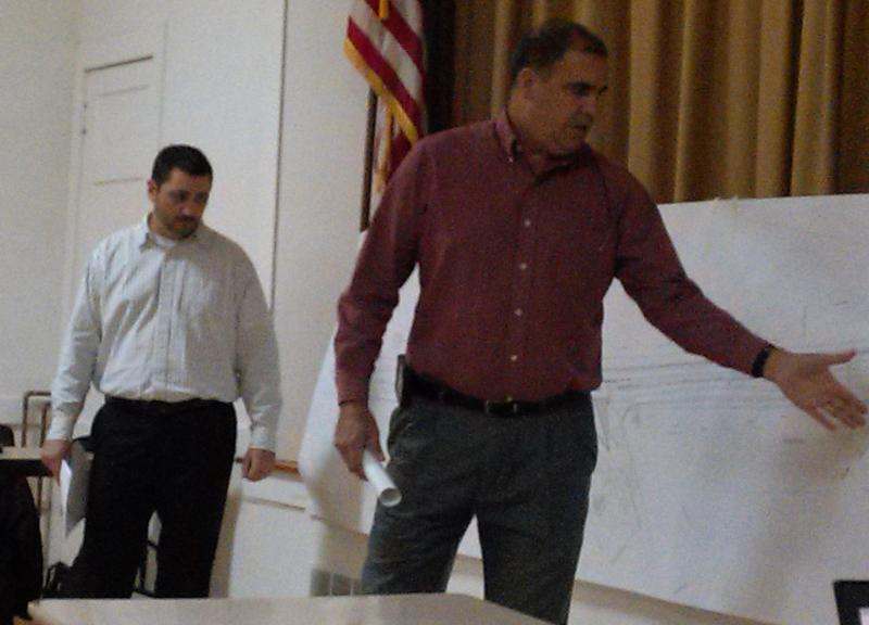 Edgecomb residents question MDOT on Routes 1 and 27 project