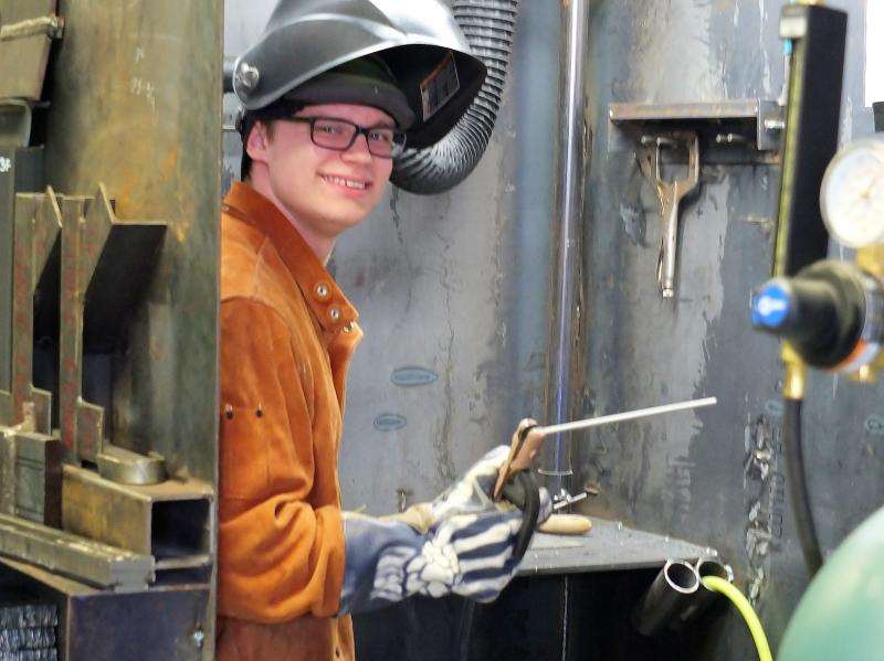 Boothbay students following vocational education path toward careers