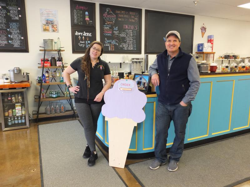 Downeast Ice Cream Factory opens second location in Meadow Mall