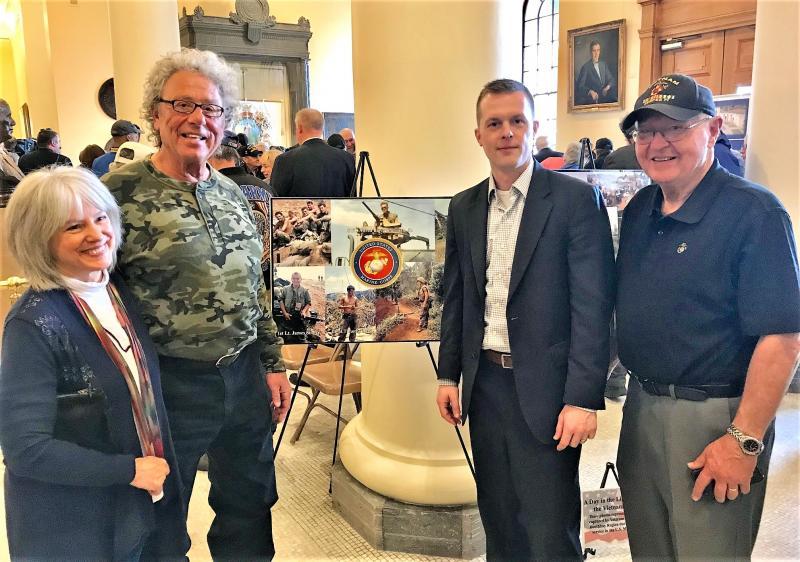Vietnam War Veterans Day event well received