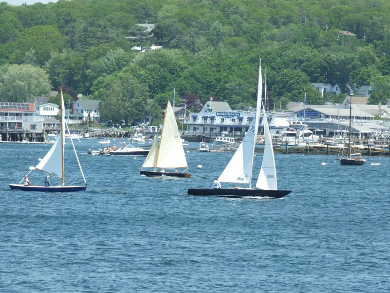 Windjammer Days 2019 Day 1 Boothbay Register