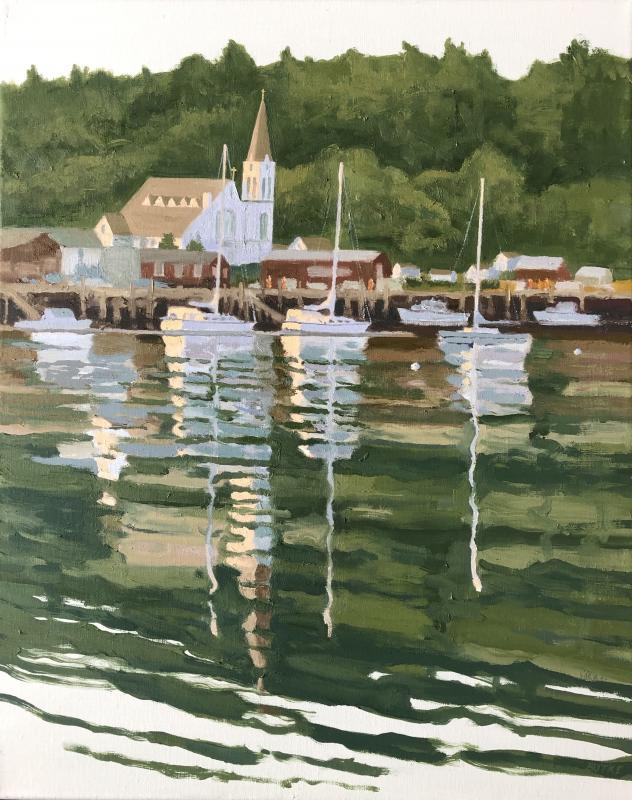 Pemaquid Gallery's new mid-season artwork | Boothbay Register