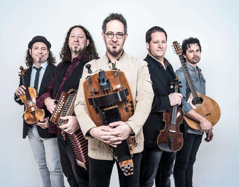 Le Vent du Nord at the Boothbay Harbor Opera House