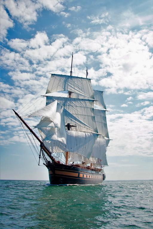 Tall ships for Bicentennial WJD