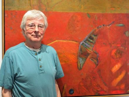 Belfast ME artist David Estey