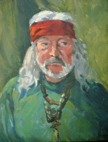 Portrait of Bob Rose