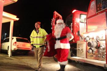 Santa ,Spofford