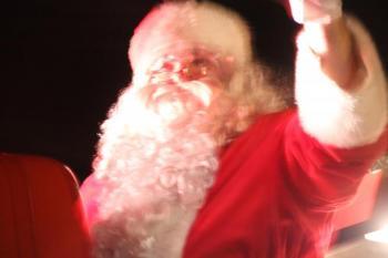 Santa Boothbay