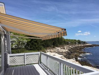 Oceanfront Awning