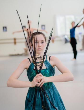 Erin Little photo - The Ballet School, Topsham ME